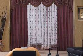 Large Drapery Tassels Curtains Cool Grey Curtain Ideas For Large Windows Modern Home