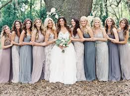 grey bridesmaid dresses rustic jacksonville wedding hayley celebrations