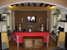 Offenes Wohnzimmer Modern Wohnzimmer Modern Heimkino Reizvolle On Moderne Deko Idee Plus