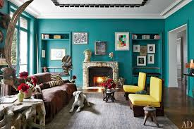 Turquoise Living Room Decor Romantic Turquoise Living Room Ideas With White Vinyl Couch And