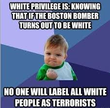 60 Year Old Girl Meme - 17 deplorable exles of white privilege