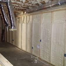 Spray Foam Insulation For Basement Walls by 41 Best Spray Foam Insulation Images On Pinterest Spray Foam