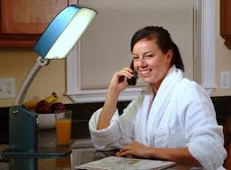 light therapy for depression and anxiety carex health 10 000 lux bright light therapy l tools for