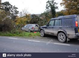 land rover ford 29th october 2016 land rover discovery being used to tow a ford