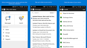 office app for android microsoft releases new office 365 admin app for windows phone and