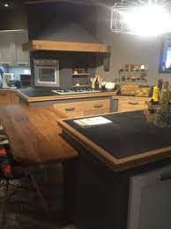 kitchen island u0026 carts dark natural stone custom countertop