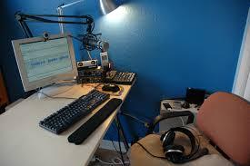my home podcasting studio itauthor