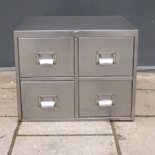 vintage metal file cabinet for sale industrial polished metal cabinet salvoweb uk