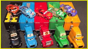 disney cars haulers lightning mcqueen u0026 cars 3 racers bobby swift