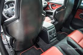 bmw m3 seats confirmed bmw m3 m4 to optional carbon backed seats bimmerfile