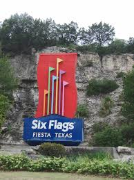 Free Tickets To Six Flags Six Flags Fiesta Texas San Antonio Having Fun In The Texas Sun