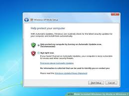 Membuat Xp Auto Start Di Windows 7 | how to install windows xp mode in windows 7 with pictures