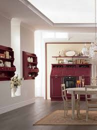 Kitchen Set Furniture Kitchen Kitchen Set Made Of Solid Wood Veneer Finish Sintonia