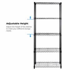 5 Tier Wire Shelving by Aliexpress Com Online Shopping For Electronics Fashion Home