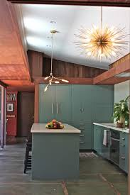 Mid Century Modern Electric Fireplace by 35 Sensational Modern Midcentury Kitchen Designs