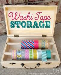 56 adorable ways to decorate with washi