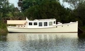 Awning Boat Timber Boats Canvas Barn