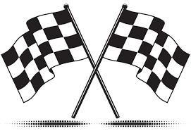 Checkered Flag Ribbon Nascar Flags Clipart 51