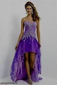 Awesome Prom Dresses Purple High Low Prom Dresses 2017 2018 Best Clothe Shop