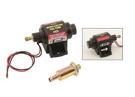 electric fuel pump mr gasket 42s ebay