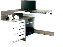 bureau en angle bureau blanc d angle top bureau dangle bureau angle blanc ikea