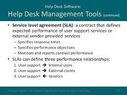 Service Desk Level 1 Chapter 6 Help Desk Operation Ppt Download
