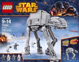 vauxhall lego lego star wars 75054 at at new atat u0026 8084 snowtrooper battle