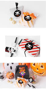 Halloween Day Decoration Halloween Christmas Day Decoration Hanging Tag Boo Gift Packaging