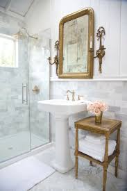 The Overwhelmed Home Renovator Bathroom by French Cottage Bathroom Renovation Reveal French Country