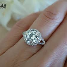 3 carat ring 3 carat wedding rings best 3 carat halo engagement ring products