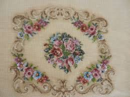 the needlepoint patterns below are really beautiful and