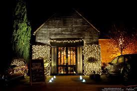 Barn Doors Lighting by Olde Bell Hurley Fairy Light Canopy