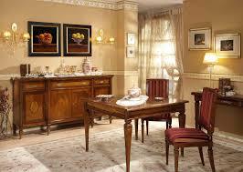 tavoli sala da pranzo allungabili sala da pranzo in noce ciliegio e satin