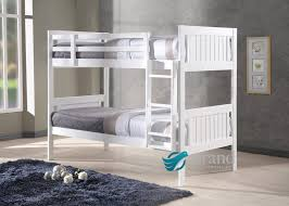 Bunk Beds Birmingham Milan Shaker Style Bunk Bed White Bunk Bed Colour
