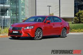 lexus gs length 2012 lexus gs 450h f sport review video performancedrive
