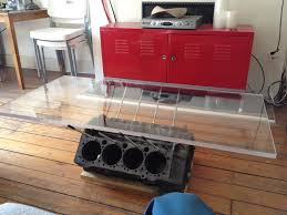 engine block coffee table for the home pinterest engine