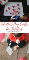 easy valentine u0027s day crafts for toddlers kid kid and craft