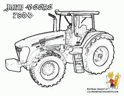 john deere coloring pages lezardufeu com