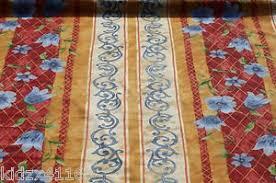 Upholstery Fabric Uk Online Fabrics Online Uk Blue Vintage Flowers Print Cotton Curtains Cheap