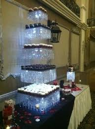 cupcake stand with led lights wedding cupcake tower cupcake and cup cakes stand this 5 tier