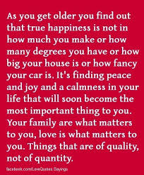 family i this quotes yes your right family comes