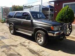 4 Runner Diesel Used Car Toyota 4runner Nicaragua 1999 Vendo Toyota 4runner