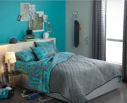shaun white bedding collection boy s bedroom ideas pinterest grey and turquoise bedroom minus the decals and skateboard plus the aqua turquoise african lace nearby for the curtains
