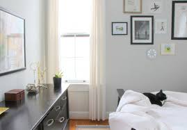 White Bedroom Tour A Tiny Bright And Neutral Bedroom Tour
