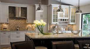 Kitchens With Off White Cabinets Kitchen Remodel Creating A Multi Purpose Room