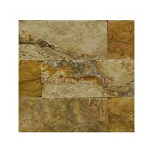 ella travertine veneer stone bayrock natural stone