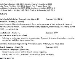 resume write properly accomplishments college application resume