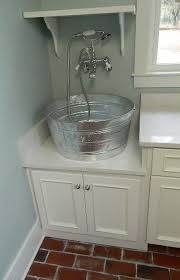 Sink For Laundry Room Best 25 Laundry Sinks Ideas On Pinterest Utility Room Sinks
