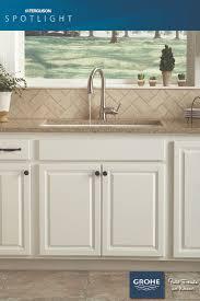 sink u0026 faucet shop moen extensa spot resist stainless handle