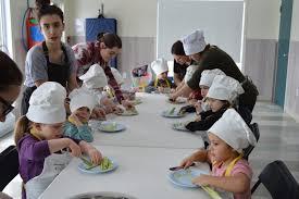 atelier de cuisine pour enfants cpe le petit monde de caliméro à lacolle un atelier de cuisine pour